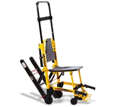 stryker stair chairs and evacuation equipment rowland esv