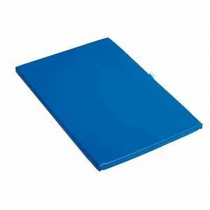 Matelas D éveil : matelas de change bleu 104x70x4 cm meubles langer accessoires sur planet eveil ~ Teatrodelosmanantiales.com Idées de Décoration