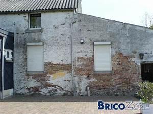 Peinture Pour Mur Extérieur : peinture possible sur vieux mur brique ext rieur ~ Dailycaller-alerts.com Idées de Décoration