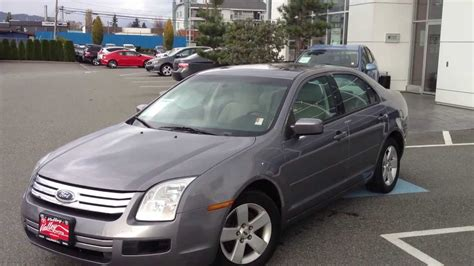 Milham Ford Toyota Scion by Sold 2006 Ford Fusion Se Preview Here At Valley Toyota