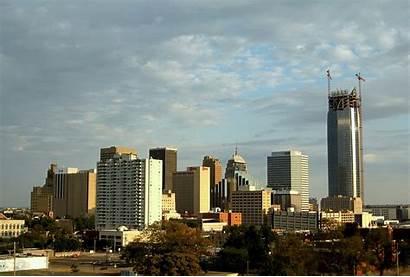Oklahoma Skyline Wikipedia Wikimedia Commons