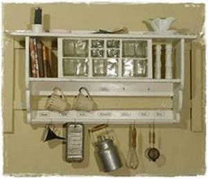 Wandregal Küche Vintage : wandregal k chenregal shabby von ansolece auf shabby chic regal m bel k che ~ Sanjose-hotels-ca.com Haus und Dekorationen