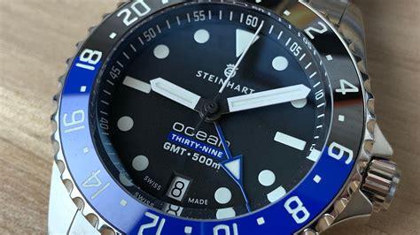 steinhart ocean  gmt premium  youtube