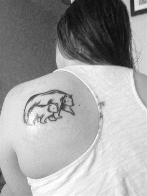 20 Bear Tattoo Ideas For Girls To Repeat - Styleoholic