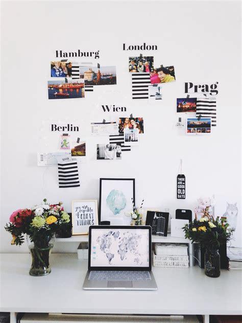 pinterest inspired workspace diy vanillaholica lifestyleblog