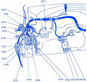 Dodge Stealth Sport 1999 Electrical Circuit Wiring Diagram
