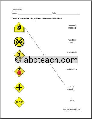 49 Safety Signs Worksheets, Empowered By Them Safety Sign Bingo Artgumboorg