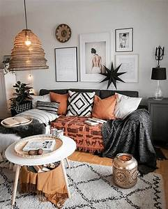 Bohemian, Home, Decor, And, Design, Ideas