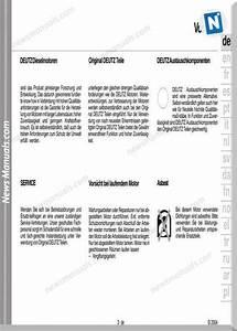 Deutz 2011 Spare Parts Catalogue