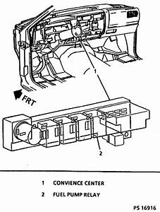 94 Chevy Blower Motor Wiring Diagram