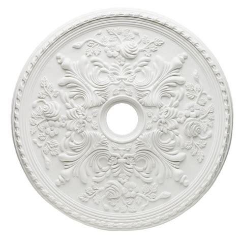 Westinghouse White Finish Cape May Ceiling Medallion