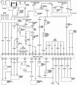 40 - 2 0l  Vin 1  Engine Control Wiring Diagram