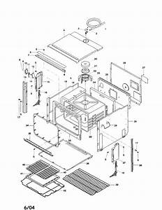 Bosch Electric Wall Oven Parts