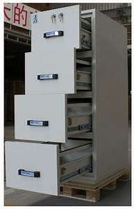 china fire proof filing cabinet office metal cabinet With fire resistant document storage