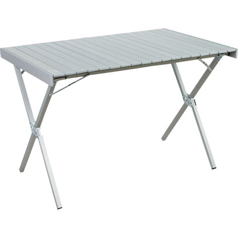 alps mountaineering table xl alps mountaineering xl dining table backcountry com