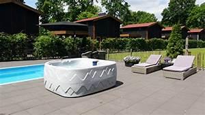 Badewanne Outdoor Garten : whirlpool badewanne outdoor fonteyn dream 8 f r 5 personen ~ Sanjose-hotels-ca.com Haus und Dekorationen