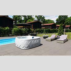 Whirlpool Badewanne Outdoor Fonteyn Dream 8 Für 5 Personen