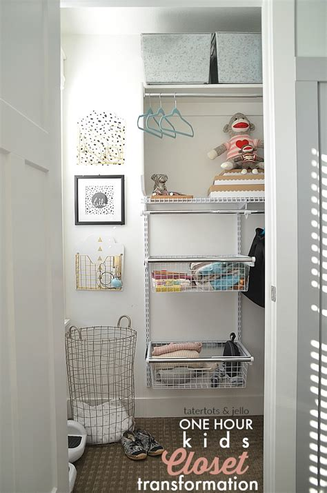 Transformation Organize Your by One Hour Closet Transformation