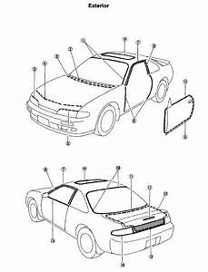 Nissan 240sx S14 1995 Repair Manual