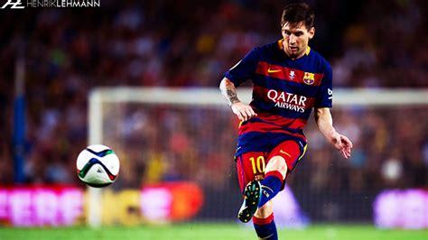Lionel Messi Extreme Passing Skills 2015-16