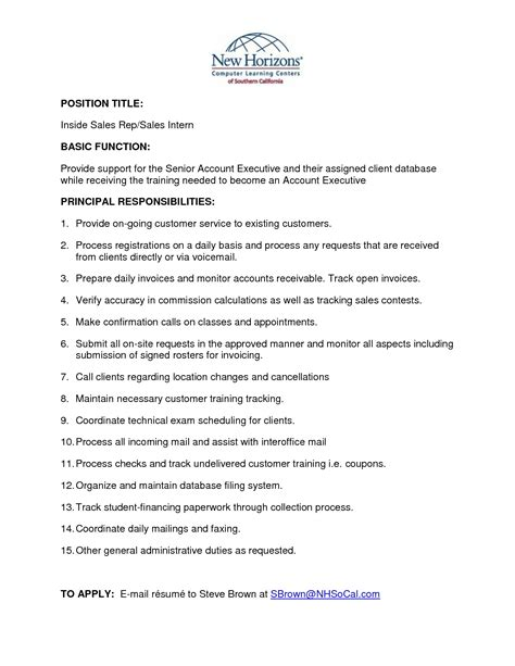 catchy resume titles free resume templates