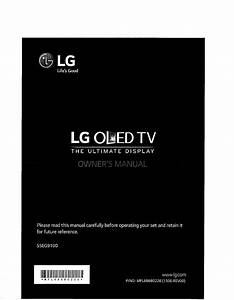 Lg 55eg9100 1511213l User Manual Lcd Tv Manuals And Guides