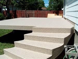 Revetement Escalier Exterieur : revetement de patio exterieur ~ Premium-room.com Idées de Décoration