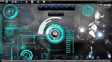 Custom Themes Ironman Windows 7 Custom Themes