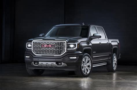 GMC Car : 2016 Gmc Sierra Denali Ultimate News And Information