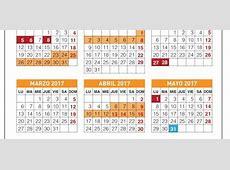 Calendario Escolar Stecyli