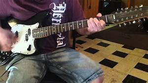 Sold On Ebay Vintage Fender Xii 12 String Electric Guitar