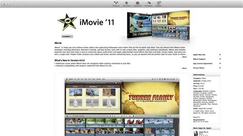 Download Imovie 11