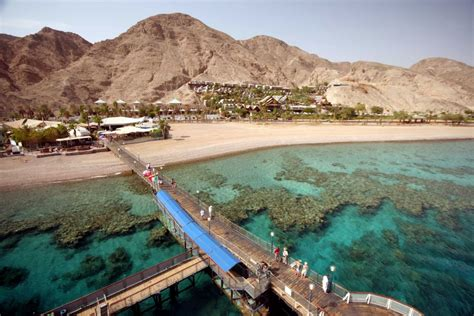 A Beach Holiday On The Red Sea