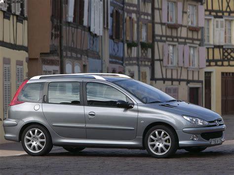 Peugeot 206 Sw 2605162