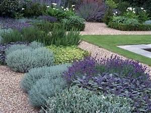 jardin zen avec parterre de plantes mediterraneennes With beautiful quelles plantes pour jardin zen 8 quelles plantes pour un balcon fleuri
