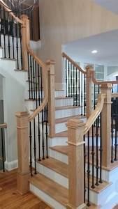 Custom, Stairs, U2013, Triangle, Craftsmen, Llc