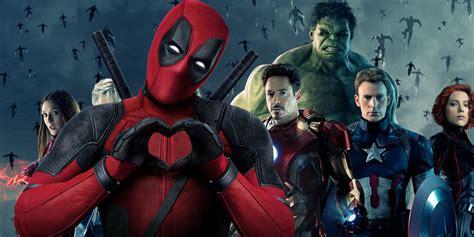 Ryan Reynolds Wants Deadpool/avengers Crossover