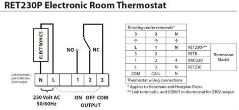 wiring  salus rt thermostat diynot forums