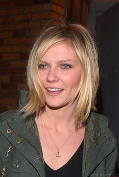 cutest hairstyles  kirsten dunst
