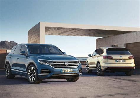 Volkswagen 2019 Modelleri by 2019 Volkswagen Touareg Modelleri Ve Fiyatları