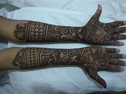 Bridal Mehndi Designs Hands Hand She9