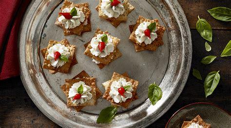 Tre Stelle Recipe - Wonton Napoleons with Herbed Tre ...