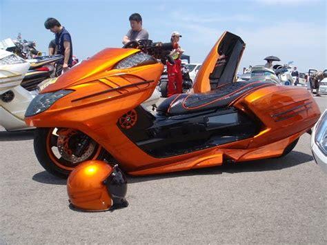 Japanese Custom Scooters