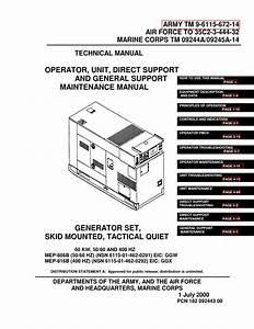 Mep 806b  U0026 816b By Power Generation