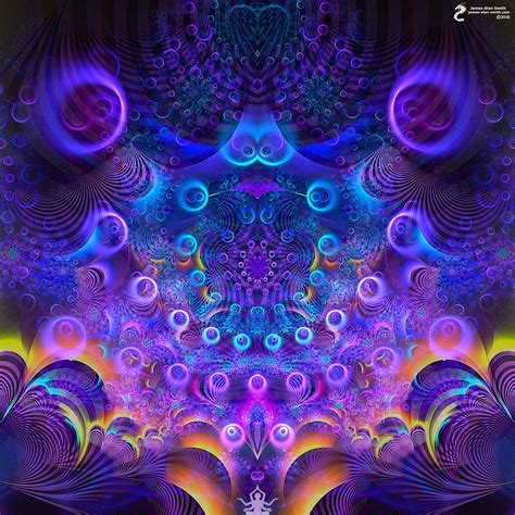james alan smith geometric fractal  visionary