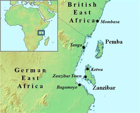 big blue   zanzibar