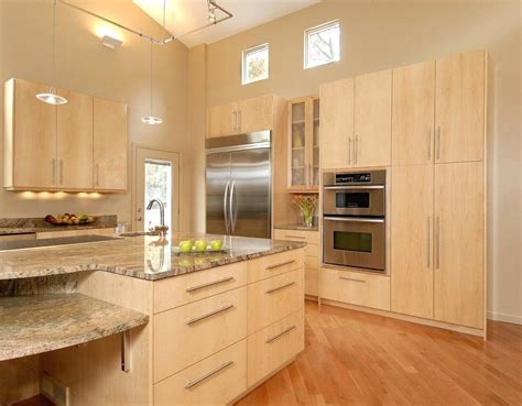 Maple Kitchen Ideas by Kitchen Ideas With Maple Cabinets White Wall