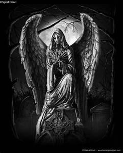L'ANGELO NERO - Taglienti frammenti nell'anima
