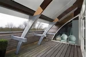 Balkonsanierung Selbst Gemacht : balkonbespannung als sicht und wetterschutz ~ Lizthompson.info Haus und Dekorationen