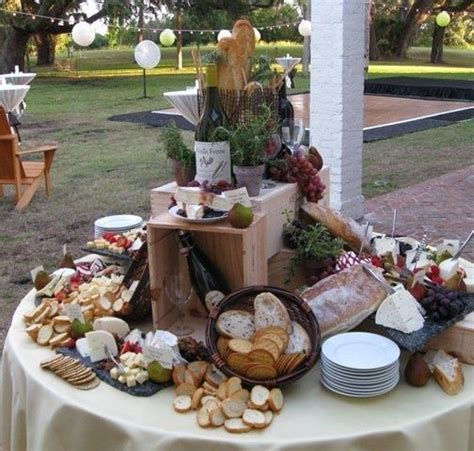 Bridal Shower Tablescapes by 17 Best Images About Cheese Display On Pinterest Cheese